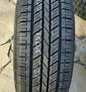 Новые шины на джип Hankook RA23