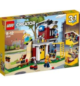 LEGO Creator 31081 Скейт-площадка (модульная сборк