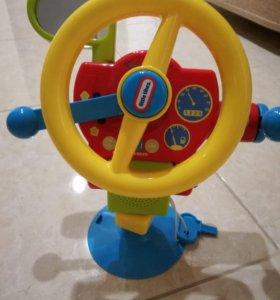 """Развивающая игрушка """"Руль"""""""