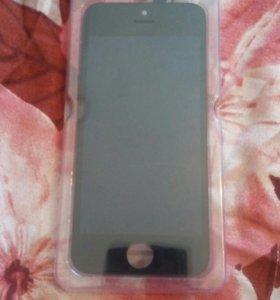 Дисплей на iPhone 5C