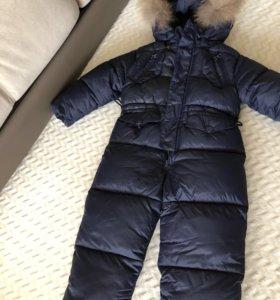 Комбинезон зимний детский НОВЫЙ