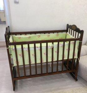 Детская кроватка (Талнах)
