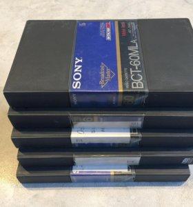 Продам кассеты Sony Betacam. Обмен