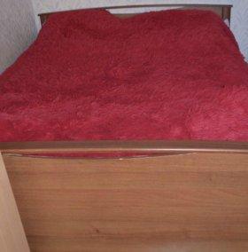 Мягкая и удобная кровать