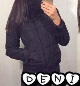 Новая куртка демисезонная  44