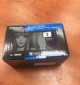 Вспышка Polaroid PL108 для Nikon