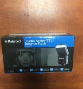 Вспышка Polaroid PL126 для Nikon