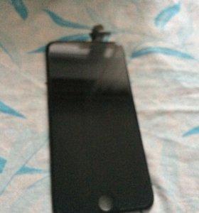 Модуль экрана на айфон 6+