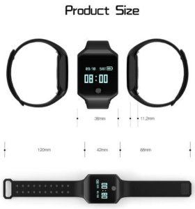 Умные часы Z66 Bluetooth Smart Watch