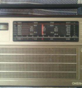 Радиоприёмник океан 214