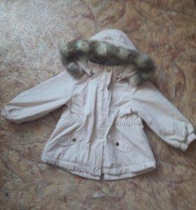 Куртка весна осень.