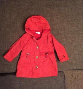 Куртка(плащ)