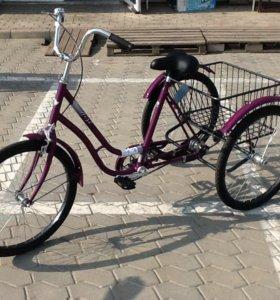 Ремонт и обслуживание велосипедов.
