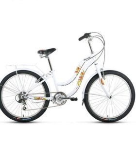 """Велосипед 24"""" FORWARD """" Evia 24.13"""" (7 скоростей)"""