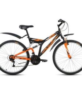 "Велосипед 26"" ALTAIR MTB FS 26 ,16"" (18 скоростей)"