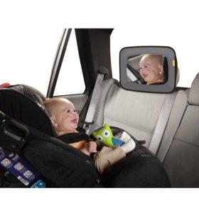 Новое зеркало контроля за ребёнком