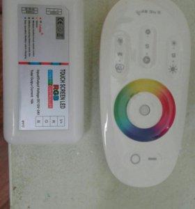 RGB Подсветка светодиодных лент