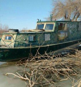 Рыбалка в Астраханской дельте.