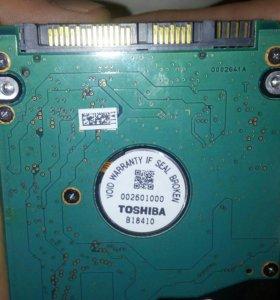 Жесткий диск 1тб, оперативка 4гб