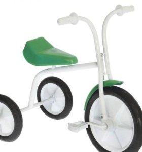 """Велосипед трехколесный """"Малыш"""" 01ПН, зеленый"""