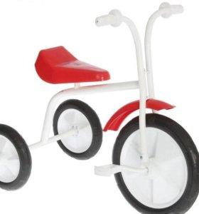 """Велосипед трехколесный """"Малыш"""" 01ПН, красный"""