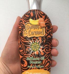 """Крем для солярия «Banana&caramel"""""""
