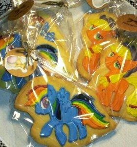 Красочное печенье на любой праздник