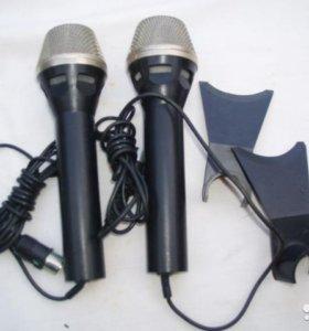 Микрофоны Октава