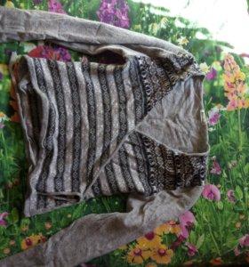 Кофта вязанная