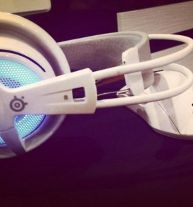 "Наушники Steelseries siberia V2 ""frost blue"""