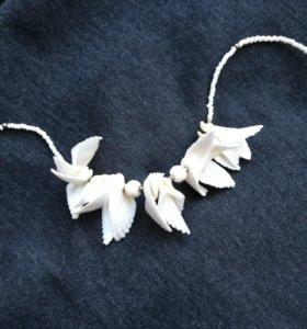Ожерелье из ракушек