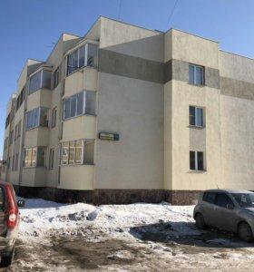 Квартира, 2 комнаты, 60.6 м²