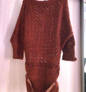 Кофта Miss Baffee 42-44р S свитер джемпер туника