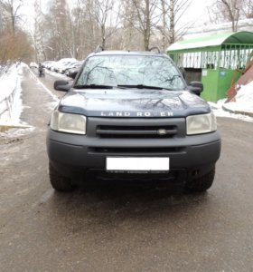 Land Rover Freelander, I 2.5 AT (177 л.с.) 4WD