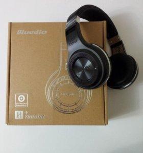 Беспроводные новые bluetooth наушники Bluedio H+