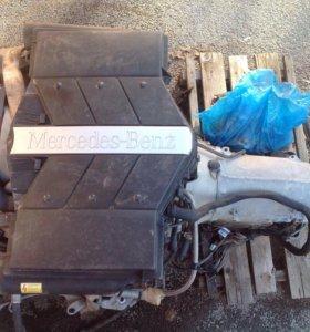 Продаю двигатель в сборе Mercedes W220 S500