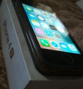 Apple iphone 4s black 16gb