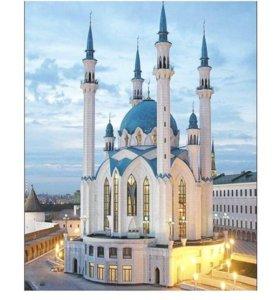 Алмазная вышивка мозаика Мечеть