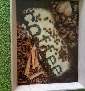 Поднос - мини для кофе