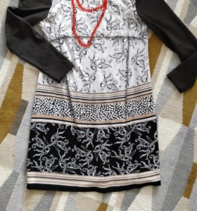 Платье для беременных и кормящих мам!