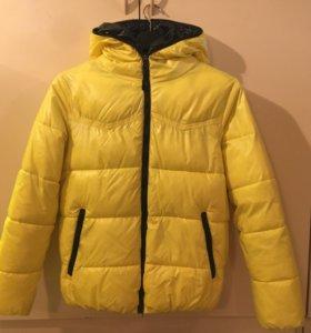 Зимняя куртка Nike оригинал