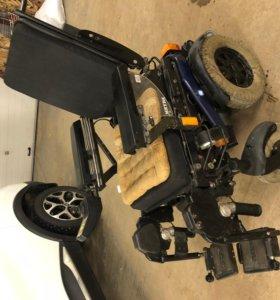 Электрическая инвалидная коляска MEYRA SPRINT GT.