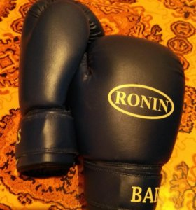 Перчатки детские для бокса