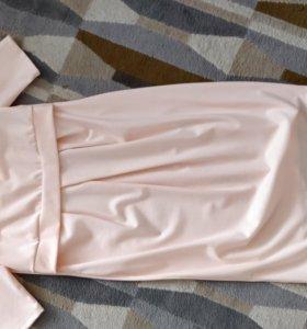 Нарядное платье для беременных и кормящих