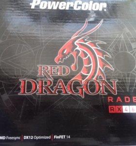 Видеокарта RX 460 4 GB