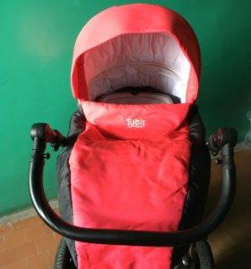 Детская коляска Zippy Tutis Tapu 2 в 1