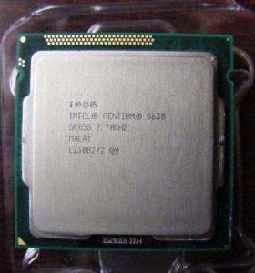 Продам процессор intel G630 2700Mhz (LGA1155)