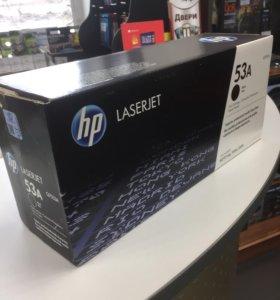Картридж-тонер HP Q7553A for LJ P2015 (1500 pages)