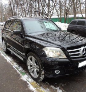 Mercedes-Benz GLK-klasse, I (X204) 350 3.5 AT (272 л.с.) 4WD