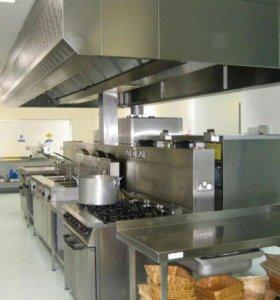 Ремонт ресторанного кухонного оборудования